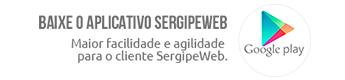 Banner Aplicativo Sergipeweb